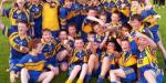 U12 League Winners 2012